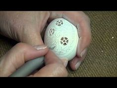 Amazing Egg Carving art - YouTube