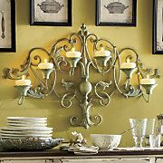 Marie Candle Sconce