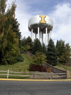 University of Idaho. Love my college days :)