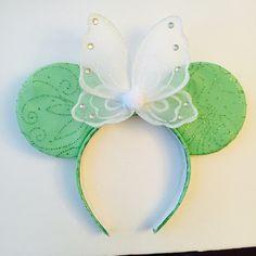 Disney Mickey Ears, Disney Bows, Disney Hair, Disney Fun, Disney Style, Disney Ideas, Disney Outfits, Disney Headbands, Ear Headbands