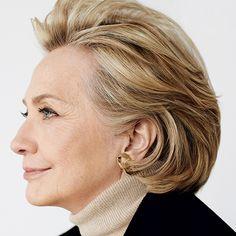 Inside Hillary Clinton's Vogue Photo Shoot with Mario Testino