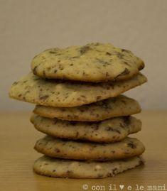 Biscotti semplici e veloci, si fa prima a farli che a pensarli! Segnatevi questa ricetta, per quando avrete ospiti inaspettati o un'impro...
