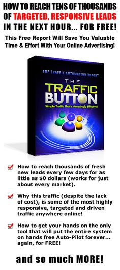 LEARN HOW TO REACH TENS OF THOUSANDS OF TARGETED, RESPONSIVE LEADS IN THE NEXT HOUR... FOR FREE!  Click the picture above & in a few short minutes you will learn...    How to reach thousands of fresh new leads every few days for as little as $0 dollars (works for just about every market).    How to get your hands on the only tool that will put the entire system on hands free Auto-Pilot forever... again, for FREE!