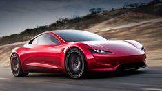 Компания Tesla показала новый сверхбыстрый Roadster