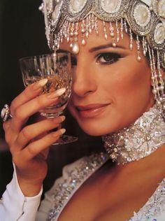 Hollywood Glamour, Classic Hollywood, Old Hollywood, Hollywood Stars, Divas, Illuminati, Jacqueline De Ribes, Barbara Streisand, On A Clear Day