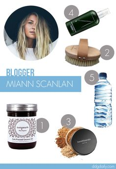 Real Girl Beauty: 5 minutes with blogger Miann Scanlan