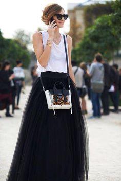 Loved the skirt