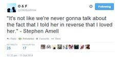Stephen Amell #NYCC2014 EEEEEEEEEEEEHHHHHHHHHHHHH