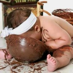 Funny pictures about Chocolate is the answer. Oh, and cool pics about Chocolate is the answer. Also, Chocolate is the answer. Funny Kids, Cute Kids, Cute Babies, Funny Babies, I Love Chocolate, Chocolate Lovers, Chocolate Humor, Chocolate Quotes, Chocolate Heaven