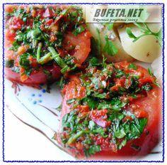 Самый вкусный рецепт помидоров по корейски
