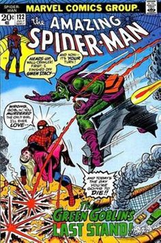 The storyline mirrors a classic storyline from the Spider-Man comics, 1973's two-parter, 'The Night Gwen Stacy Died.'