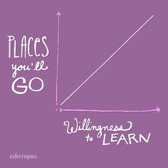 Oh, the places you'll go.