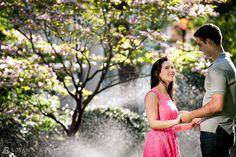 stephanie + pat : the engagement Engagement Ideas, Engagement Session, Engagement Photos, Washington Square Park, Portrait, Formal Dresses, Photography, Fashion, Dresses For Formal