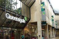 Queensgate Entrance