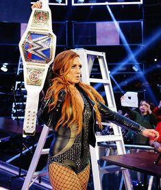 Becky Lynch - SmackDown Women's Champion, 2018 Wrestling Divas, Women's Wrestling, Becky Lynch, Becky Wwe, Wwe Belts, Wwe Couples, Wwe Women's Division, Rebecca Quin, Nxt Divas