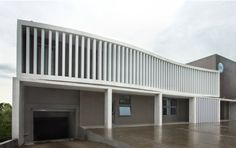 changing the face of a Medical-Diagnostic Centre in Peraia - Thessaloniki