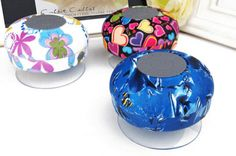 £21 for a new design Bluetooth shower speaker - delivery included