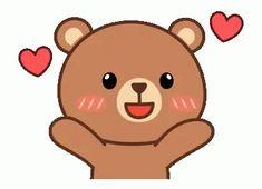 The perfect Bear BlowAKiss Love Animated GIF for your conversation. Discover and Share the best GIFs on Tenor. Hug Gif, Animiertes Gif, Animated Gif, Love You Gif, Cute Love Gif, Crochet Teddy, Crochet Bear, Gif Mignon, Gif Lindos
