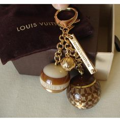 Tip: Louis Vuitton Jewelry (Beige)