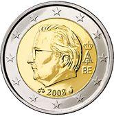 2 euro België
