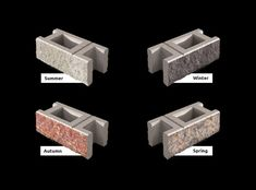 XCEL | Gotowe elementy betonowe na ogrodzenie - Xcel Modern Fence Design, Diy Home Crafts, Gate Ideas, Container, Modern, Canisters