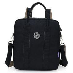 Women Nylon Light Handbags Outdoor Sports Shoulder Bags Multifunction Backpack - US$24.18