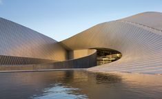 The Blue Planet wins World Architecture Festival Award. Denmark's new National Aquarium, designed by has won the Display Award at the prestigious World Architecture Festival (WAF) World Architecture Festival, Modern Architecture, Aquarium Architecture, Public Architecture, Architecture Panel, Drawing Architecture, Architecture Portfolio, Blue Planet Aquarium, Beverly Hills