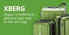 """✈✈✈ HOL IHN DIR JETZT - IM SALE ✈✈✈ Der moderne Reisekoffer der Serie """"X-berg"""" hat einen schlichten, eleganten Look und ein großes Packvolumen. Hol ihn Dir jetzt bei Hauptstadtkoffer Berlin!"""