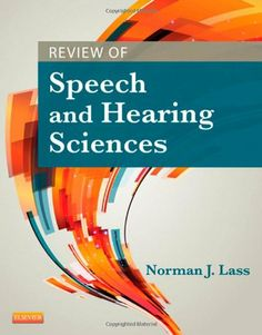 Audiology and Speech Pathology credit cours