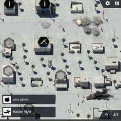 Un Juego donde tendrás que comandar y controlar tu armamento, colócalo en torres pero en lugares estratégicos