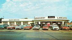 Old Dealerships Photo Dump, Enjoy! Used Car Lots, New Car Smell, Prince, Lincoln Mercury, Car Advertising, Vintage Cars, Vintage Photos, Vintage Auto, Vintage Iron