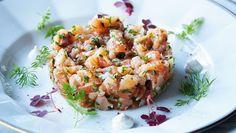 En lækker og smagfuld forret til dine sultne gæster