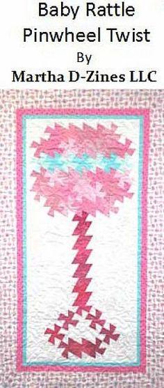 Baby Rattle Pinwheel Twist -