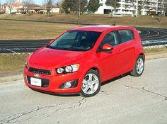 Review 2013 Chevrolet Sonic LTZ | Chevrolet Dealer Aurora