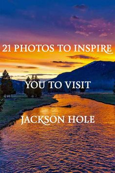 21 Photos To Inspire You To Visit Jackson Hole. Jackson Hole is an absolute paradise for snowboarders and skiers.  Probably more suited to experienced riders.  JHMR is the Number 1 resort in North America
