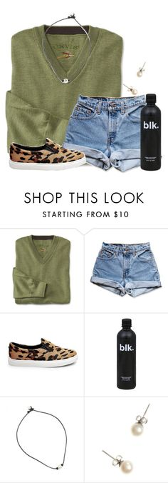 """""""I love these Leopard sneakers!"""" by flroasburn ❤ liked on Polyvore featuring Levi's, Steve Madden and J.Crew"""