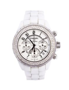 Chanel J12 Chronograph Watch