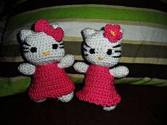 Hello Kitty - crochet