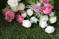 Tiara for little girl #wedding #girl #Tiara