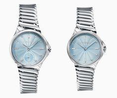 Без лишних деталей: новая коллекция часов Tiffany Metro