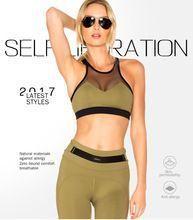 Black mesh comfortable tight yoga pants and bra sets yoga jumpsuit wear #yogajumpsuit