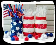 4th of july ideas pinterest | 4th of july craft!