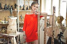 Ta stylowa sukienka ozdobi garderobę każdej modnej pani. Uzupełniając kreację akcesoriami i biżuterią, będziesz zawsze i wszędzie olśniewająca. Dostępne rozmiary: 36/38/40/42/44 Kolory: pomarańcz, winny, oliwny, jaskrawoniebieski Cena: 99 zł  Darmowa dostawa na terenie Polski. Możliwy odbiór osobisty w Krakowie.  Zapraszamy do działu sprzedaży:  tel. +48 537 110 160 e-mail: xgm@xgmworld.com  #modadamska #sukienka #eleganckasukienka #jesień2016 #modajesienna