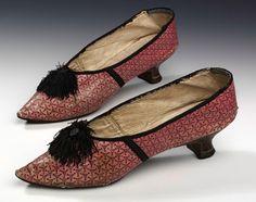 Scarpe 1790 circa