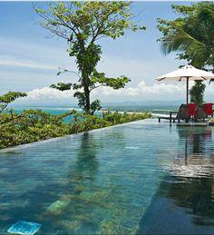 breathtaking view in Costa Rica