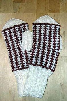 Ulla 03/05 - Neuleohjeet - Ailin lapaset Wrist Warmers, Knitting Socks, Knit Socks, Knitting Accessories, Fingerless Gloves, Mittens, Christmas Stockings, Knitting Patterns, Knit Crochet
