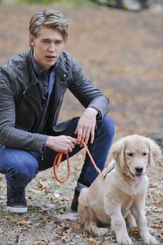Pin for Later: A Fashionable Farewell: The Carrie Diaries' Most Memorable Looks Man's best friend.