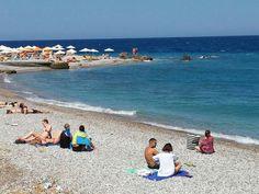 Beach Mat, Outdoor Blanket, Rhodes