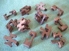 Mahogany Puzzle - by DBinESCON @ LumberJocks.com ~ woodworking community