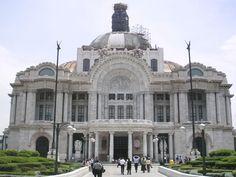Города Мексики. Мехико. История, достопримечательности, улицы и памятники столицы Мексики. Фото Мехико